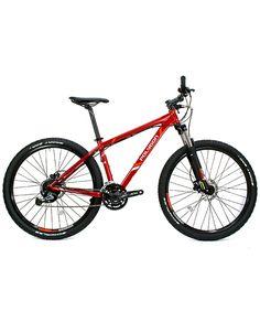 Polygon Xtrada 4 Hardtail Mountain Bike - Red  433da318a