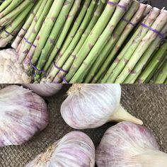 Beautiful new season Asparagus and Italian Garlic arrived this week. Asparagus, Garlic, Instagram Posts, Inspiration, Beautiful, Biblical Inspiration, Studs, Inspirational, Inhalation