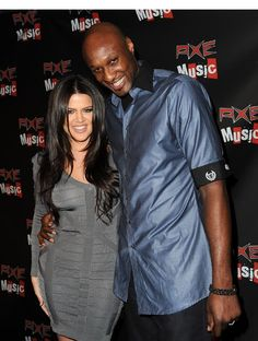 Khloe Kardashian & Lamar Odom: She Can't Live With Or Without Him