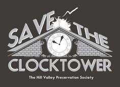 Save The Clocktower T-Shirt   SnorgTees