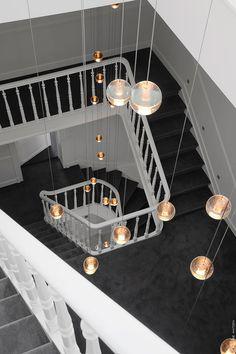 Bajar y subir las escaleras