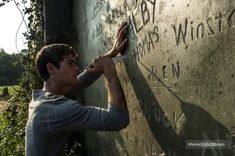 The Maze Runner - Publicity still of Dylan O'Brien. The image measures 4928 * 3267 pixels and was added on 19 September Dylan O'brien Maze Runner, Maze Runner The Scorch, Maze Runner Thomas, Maze Runner Cast, Maze Runner Movie, Aris Maze Runner, Maze Runner Trilogy, Maze Runner Series, Dylan Thomas