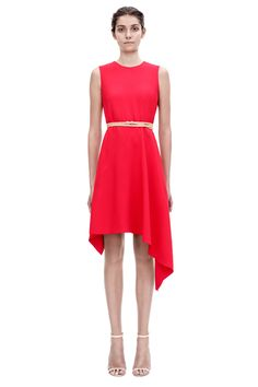 Victoria Beckham | #PreSS15 VVB | Swing Drape Dress