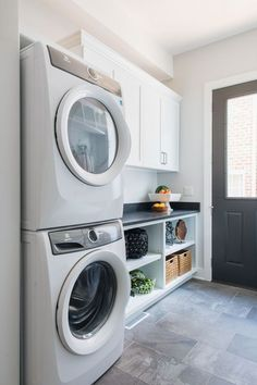 """Figure out more relevant information on """"laundry room storage diy cabinets"""". Look at our website. White Laundry Rooms, Mudroom Laundry Room, Laundry Room Remodel, Farmhouse Laundry Room, Laundry Room Organization, Laundry Room Design, Mudrooms With Laundry, Laundry Room Floors, Laundry Storage"""