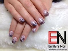 Verlauf Nails, Beauty, Finger Nails, Beleza, Ongles, Nail, Cosmetology, Manicures