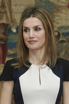 "Queen Letizia of Spain Photos Photos - Queen Letizia of Spain attends the ""National Culture"" awards at the El Pardo Palace on February 16, 2015 in Madrid, Spain. - Spanish Royals Attend 'National Culture Awards' 2015"