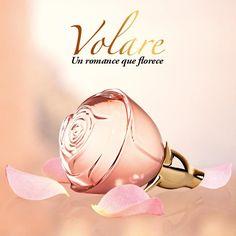 Nada como un clásico renovado. #Volare es una de las preferidas a nivel global y por eso #OriflameMX la ha trasformado en un Eau De Parfum, igual de elegante y conservando sus notas de rosa y lila, pero con una duración más prolongada. #fragancia