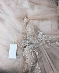 """Details and comments of user goddess style """"Dionne"""" one-shoulder bow detailed flowy Watteau train A-line gown featuring embroidered flora bodice from Muse Fall 2019 Wedding Collection by Berta! Country Wedding Dresses, Dream Wedding Dresses, Wedding Gowns, Prom Dresses, Lace Wedding, Elegant Dresses, Pretty Dresses, Beautiful Dresses, Muse By Berta"""
