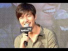 140913 Lee Min Ho @ Kyochon Grand Opening at MBK Thailand
