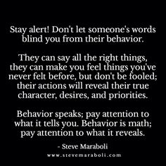 *pay attention!