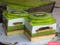 Polish Desserts, Polish Recipes, Shrek, Sweet Recipes, Cake Recipes, Vegan Junk Food, Vegan Smoothies, Vegan Kitchen, Vegan Sweets