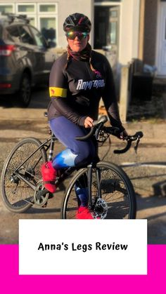 Anna's Legs is a premium brand of padded cycling leggings.  You will find these to purchase exclusively at Velo Vixen.   In this post I review the leggings and let you know what I thought. Premium Brands, Don't Forget, Cycling, Anna, Love You, Legs, Vixen, Female, Fitness