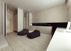 Flat interior design, warsaw   TAMIZO ARCHITECTS