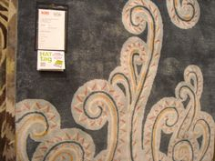 Bob Mackie's got rugs this #hpmkt with KAS. #HATtag