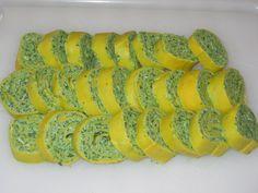 Dalla A allo Zucchero: Girelle ricotta spinaci