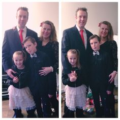 Kerst 2016. Mijn gezin. Mijn eigen foto. 25-12-2016