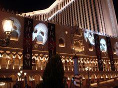 The Phantom of the Opera at the Venetian in Las Vegas
