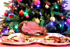 Christmas Rib Roast