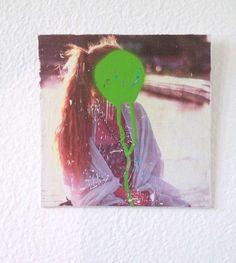 Detail uit de verzameling herinneringen van Anke van den Brink. Code Oranje 26-04-14