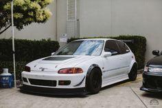 Honda Civic Si Hatchback EG @ofimblog
