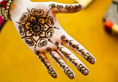 Henna Tattoos : Photo