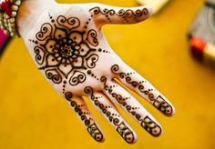 Henna Tattoos : Photo