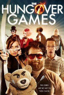 The Hungover Games 2014  03/10/15