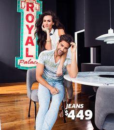 Jeans a sólo $449 pesos, en C&A.