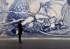 Takashi Murakami @ Gagosian Gallery