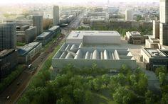 Center for Contemporary Art, Warsaw - Christian Kerez