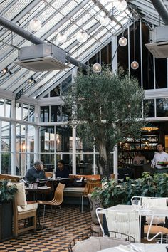 Gee's, Oxford — ISWAS London #garden #conservatory #terrace
