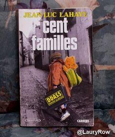 """LIVRE JEAN-LUC LAHAYE """" Cent Familles """". voir deux autres photos !  @LauryRow  https://www.facebook.com/pages/Disneycollecbell/603653689716325"""