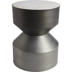 silo side tables | CB2