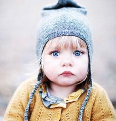 Beautiful wee Irish girl ...