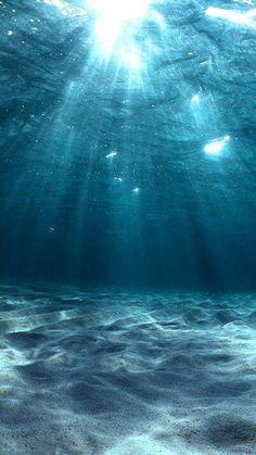 Summer nature photography ocean underwater New ideas Ocean Wallpaper, Nature Wallpaper, Wallpaper Backgrounds, Iphone Wallpapers, Pastel Wallpaper, Underwater Wallpaper, Ocean Underwater, Landscape Wallpaper, Tumblr Wallpaper