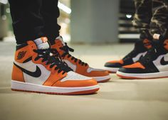 Nike Air Jordan 1 Shattered Backboard 2.0 - 2016 (by rapics3)