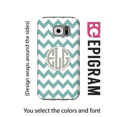 Hey, I found this really awesome Etsy listing at https://www.etsy.com/listing/232902757/monogram-samsung-galaxy-s6-edge-case