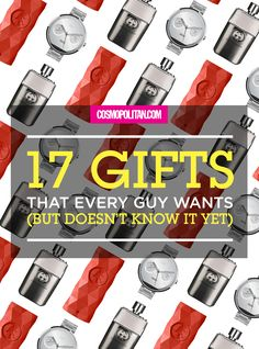 What do you get the guy who won't tell you what he wants? You buy him any of these to help your boyfriend do all of his favorite things—from music, to working out, to drinking beer and doing nothing—better than ever before.