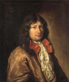 Portrait d'un homme de la familleRangoni,1676 Jacob Ferdinand Voet