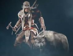 New AC3 outfit...it comes along with the Tyranny of King Washington DLC