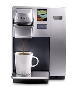 Keurig K155 Office Pro Single Cup Commercial K-Cup Pod Coffee Maker, Silver review #PodCoffeeMakerProducts