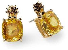 pineapple studs, loooove