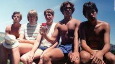 Cinco amigos estadounidenses se han tomado la misma foto durante 35 años