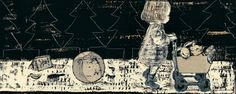 『BとIとRとD』発売記念 酒井駒子原画展&サイン会 (本店:【原画展】2009年7月16日~31日/【サイン会】2009年7月26日) | 青山ブックセンター