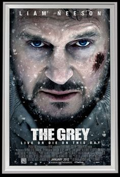 Database of movie trailers, clips and other videos for The Grey Directed by Joe Carnahan, the film features a cast that includes Liam Neeson, Frank Grillo, Dermot Mulroney and Dallas Roberts. Films Hd, Films Cinema, Hd Movies, Action Movies, Movies To Watch, Movies Online, Movies Free, Action Film, Tv Watch
