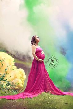 6 Miscarriages Inspired This Mom's Jaw-Dropping Rainbow Baby Photo Shoot