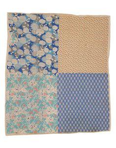 Four Patch Quilt//susana allen hunter