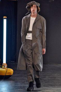 Kiko Kostadinov - Spring/Summer 2017 Menswear - London (Vogue.co.uk)