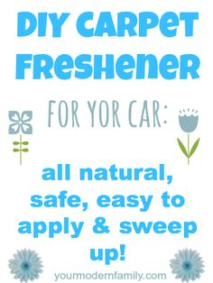 FOR THE CAR. Tips to keep the car clean with kids Your Modern Family - Car Fresheners - Ideas of Car Fresheners - FOR THE CAR. Tips to keep the car clean with kids Your Modern Family