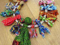 Лихоманки весенние (куклы от болезней!) - Ярмарка Мастеров - ручная работа, handmade